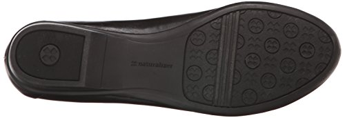Mocassino Slip-on Da Donna Naturalizer Saban Nero