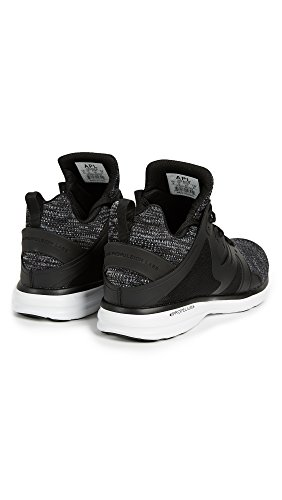 APL: Athletic Propulsion Labs Men's Ascend Running Sneakers Black/Charcoal/Melange cheap latest 5uWd7