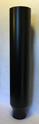 Diesel Straight Pipe (FLAT BLACK 5