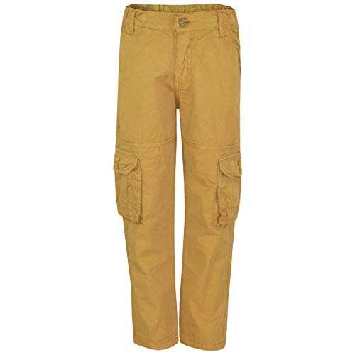 - Kids Boys Youth BDU Ranger 6-Pocket Khaki Combat Cargo Trouser Fashion Pant 5-13