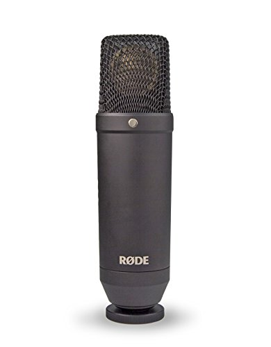 Rode NT1 Condenser Microphone Cardioid