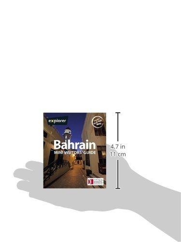Bahrain Mini Visitors Guide (Explorer - Mini Visitors Guides)