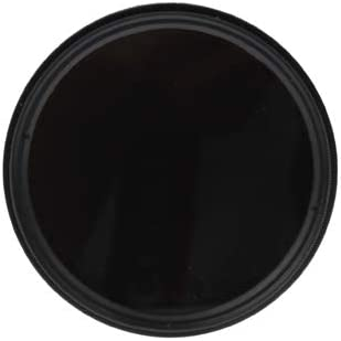 Perfect Home Convenience Durable 58mm ND Fader Neutral Density Adjustable Variable Filter ND 2 to ND 400 Filter Durable