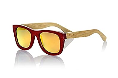Root Sunglasses Gafas de Madera - Bambú - Lentes Polarizadas ...