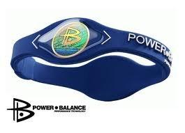 Power Balance lettering Wristband Bracelet