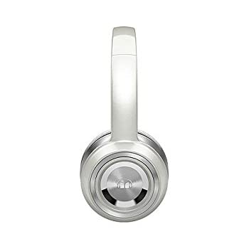 Monster NTune On-Ear Headphones - Pearl White