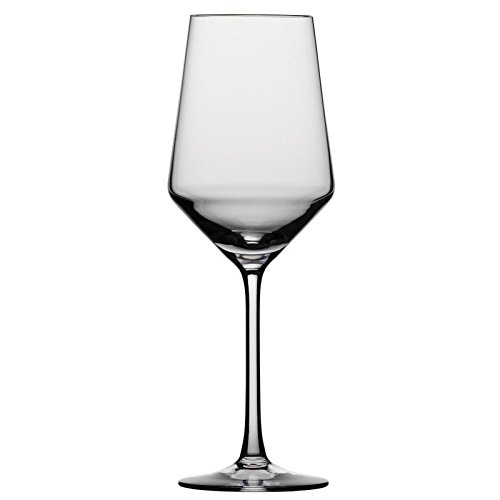 Schott Zwiesel Tritan Crystal Glass Pure Stemware Collection, Sauvignon Blanc Wine Glass, 13.8-Ounce, Set of 4
