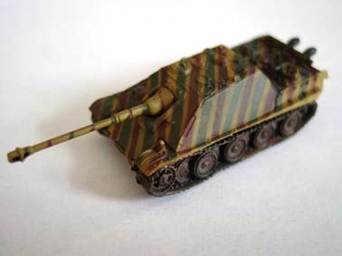 Takara World Tank - 1/144 World Tank Museum Series 02-24 Yakuto Punter Heavy Tank Destroyer three colors camouflage single item
