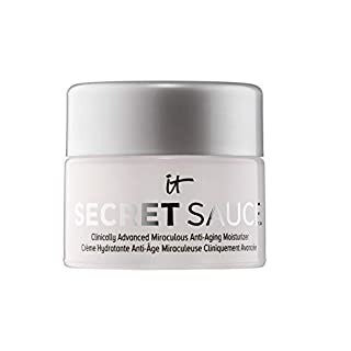 IT Cosmetics Secret Sauce Clinically Advanced Miraculous Anti-Aging Moisturizer - .237 oz. Mini