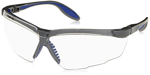 Genesis X2 Replacement Lens (Uvex S3500 Genesis X2 Safety Eyewear, Silver and Navy Frame, Clear Ultra-Dura Hardcoat Lens)
