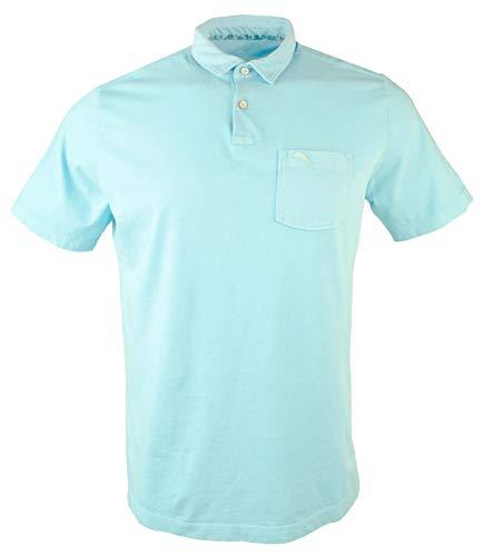 (Tommy Bahama Men's Bahama Reef Polo Shirt-BB-L)