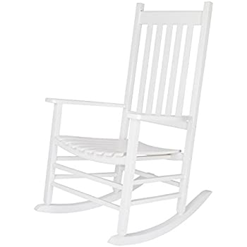 Exceptionnel Shine Company Vermont Porch Rocker, White