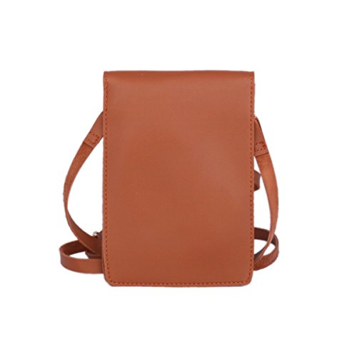 Phone Apricot of Circle Day Bag Cross Saturn Women's Thin Body zn40qA