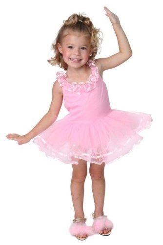 Pink Parfait Ballerina Princess Dressup Costume Size (Pink Ballerina Costume)