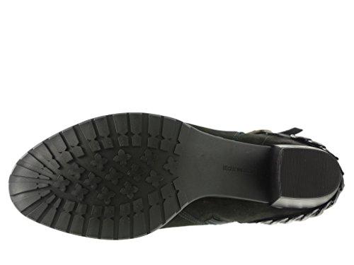 ara Liverpool - botas chelsea de cuero mujer negro