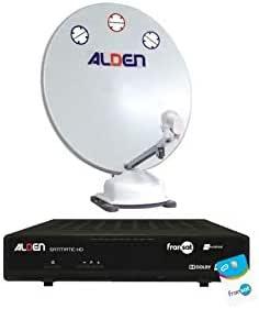Alden Pack Orbiter 85 satmatic antena Satellite 100 ...