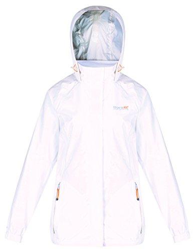 Regatta Joelle IV Veste Impermable pour Femme Blanc - Blanc