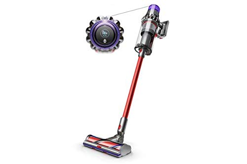 Dyson V11 Outsize Cordless Vacuum Cleaner, Nickel/Red