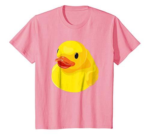 Cute Duck Shirt - Rubber Duckling T-Shirt 3D Effect