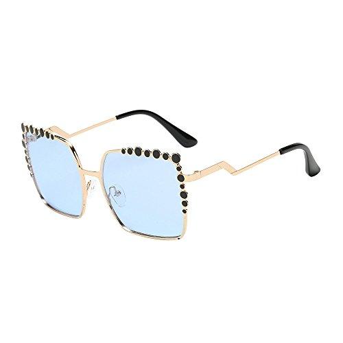 [해외]Frames Hergoto Fashion Women`s Frame Shades Acetate Frame UV Glasses Sunglasses (C) / Frames Hergoto Fashion Women`s Frame Shades Acetate Frame UV Glasses Sunglasses (C)