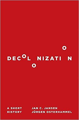 ece030ef309 Decolonization: A Short History: Jan C. Jansen, Jürgen Osterhammel,  Jeremiah Riemer: 9780691165219: Amazon.com: Books