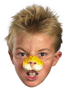 Disguise Costumes Tiger Nose (Cesar 243), Child]()