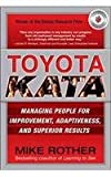 img - for Toyota Kata Managing People for Improvement Adaptiveness and Superior Results book / textbook / text book