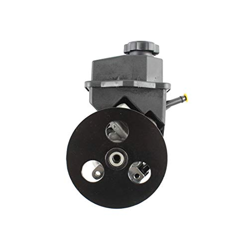 Brand new DNJ Power Steering Pump w/Pulley & Reservoir PSP1186 for 06-11 / Chevrolet Monte Carlo 3.5L-3.9L V6 OHV - No Core Needed ()