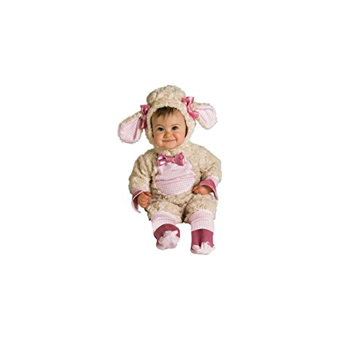Rubies Lucky Lil Lamb Newborn Romper Halloween Easter Costume (0-6 Months)