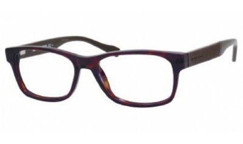 BOSS ORANGE Eyeglasses 0084 06S4 Havana Matte Brown - Glasses Boss For Men Hugo