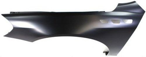 Crash Parts Plus Front Driver Side Primed Fender Replacement for 2006-2011 Buick Lucerne