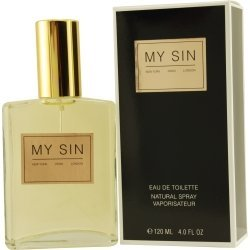 MY SIN by Long Lost Perfume EDT SPRAY 4 OZ for WOMEN