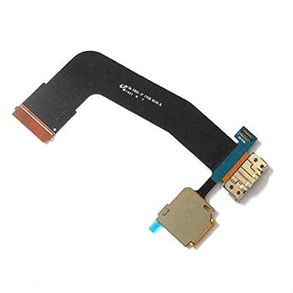 Amazon.com: Puerto USB Cargador Conector módulo Flex Cable ...