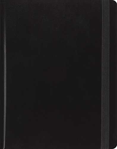 (Holy Bible: English Standard Version, Single Column Journaling, Originial Black Design)