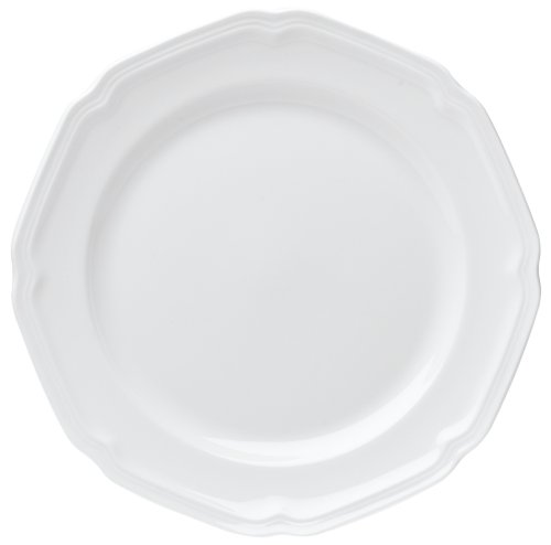Mikasa Antique White Dinner Plate, 10.5-Inch ()