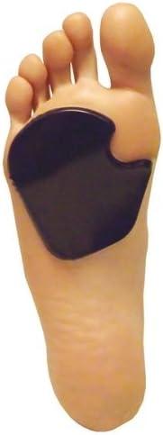 Dancers Professional Gel Foot Pad *2pk Left Foot* by ComfortPlus