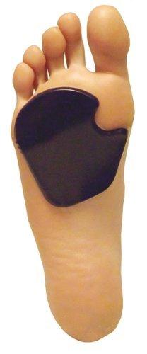 Dancers Professional Gel Foot Pad *2pk Left Foot* Dancer Footwear