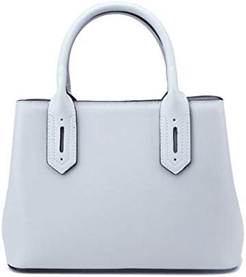 女性のハンドバッグ、ファッショナブルな革ライチパターンシンプルでスタイリッシュレディースショルダーバッグ、仕事/ショッピング/女性バッグの宴会クロスボディ魅力的