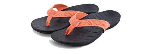 SOLE Women's Costa Flip, Peach, W 7