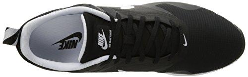 Nike Air Max Tavas, Zapatillas de running para hombre Black/White/Black