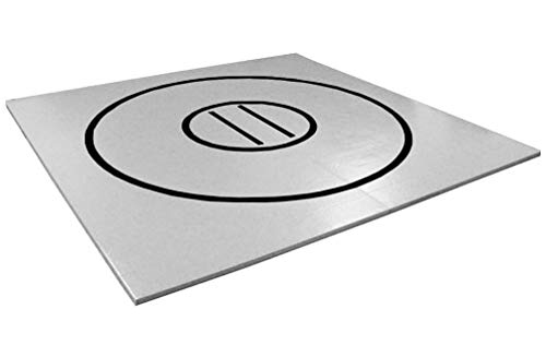 AK Athletics 10' x 10' Roll-Up Home Use Wrestling Mat Gray
