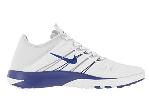 Pure Trainer 6 Chaussures Platinum game Fitness Free De Royal Femme White Nike 1xq5pA