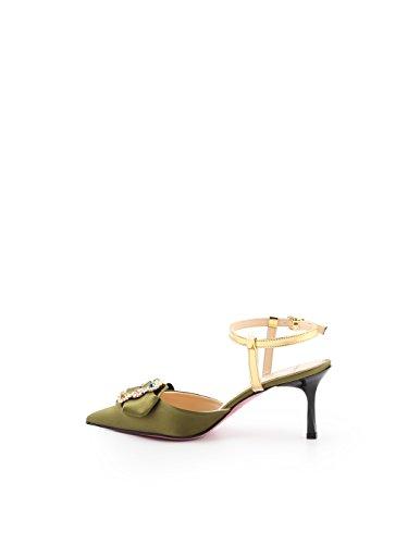 para Verde IT e Mujer Marke Tacchi Sandalias Verde Größe Vestir Tipe de qaSnZF0wX0