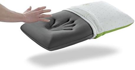 Living Sofa Almohada VISCOELASTICA GRAFENO Terapia Aloe Vera 70 CM (Todas Las Medidas)