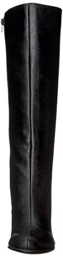 Aerosol Da Donna Quick Role Knee High Boot Nero
