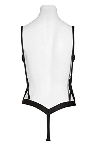 next Mujer Body Multiposición Sin Espalda Corte Regular Negro