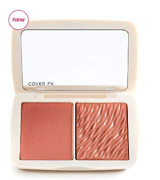 Monochromatic Pack - Cover FX Monochromatic Blush Duo - (Spiced Cinnamon)