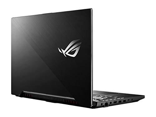 "ASUS ROG Strix Scar II Gaming Laptop, 15.6"" 144Hz IPS Type Full HD, NVIDIA GeForce RTX 2070, Intel Core i7-8750H, 16GB DDR4, 512GB PCIe Nvme SSD, RGB KB, Windows 10, GL504GW-DS74 (Renewed)"
