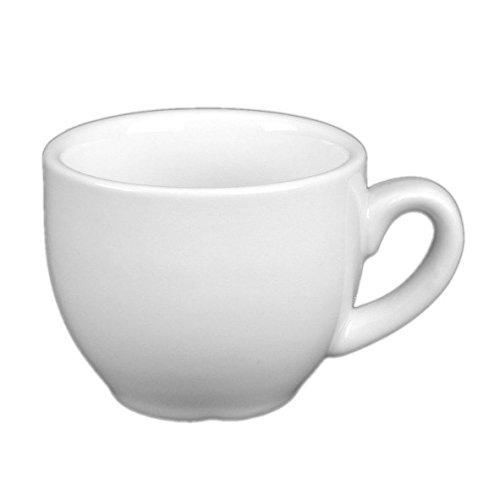 Holst Porcelaine CL 001/Expresso//Moka sup/érieure 0,10/lClassico blanc 6,7/x 6,7/x 5.3/cm