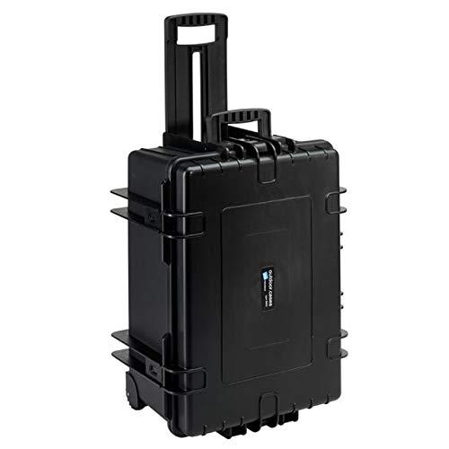 B&W International 6800/B 6800 Outdoor Case Empty Durable Type, Black